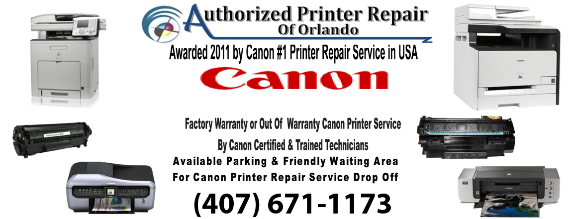 Canon Printer Repair Service