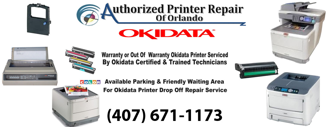 Okidata Printer Repair Service
