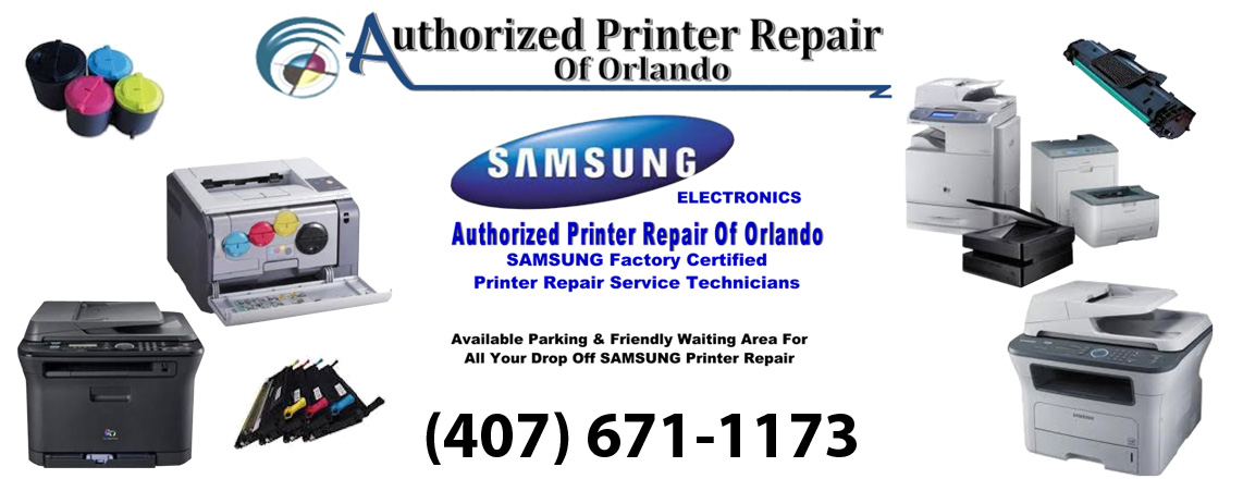 Samsung Printer Repair Service